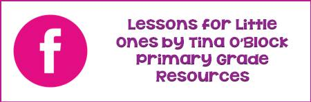 Lessons for Little Ones by Tina O'Block on Facebook