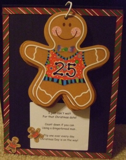 gingerbread poem for gift preschool just bcause