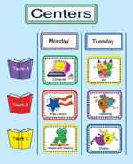 free printable centers for 2nd grade