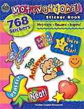 Stickers Student Rewards Classroom Supplies for Teachers