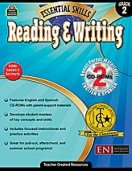 Essential Skills Reading and Writing Grade 2 Second Grade