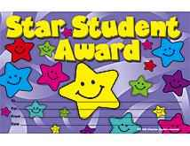 Student Awards-Star Student Teacher Supplies