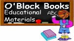 O'Block Books Educational Materials logo